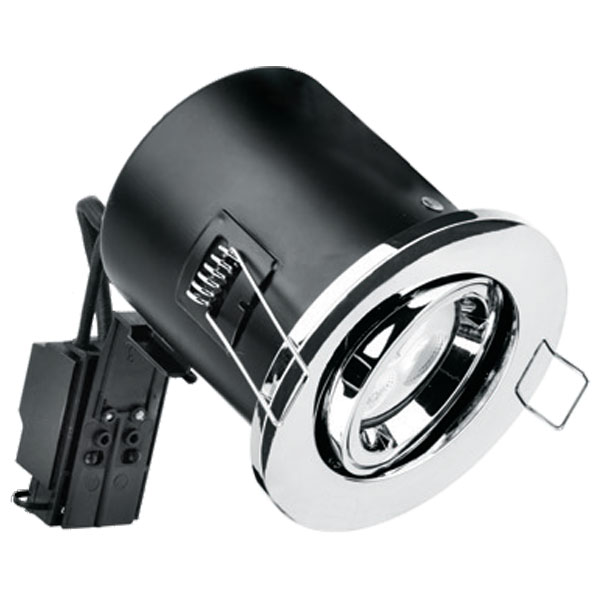 Aurora Enlite En Fd102pc 240v Gu10 Adjustable Lock Ring