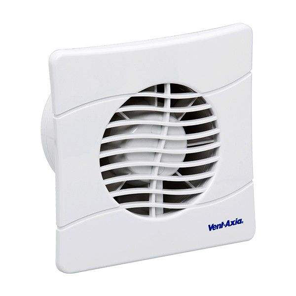 Bathroom fan timer